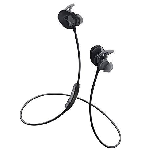 海外輸入ヘッドホン ヘッドフォン イヤホン 海外 輸入 761529-0010 Bose SoundSport Wireless Headphones, Black海外輸入ヘッドホン ヘッドフォン イヤホン 海外 輸入 761529-0010