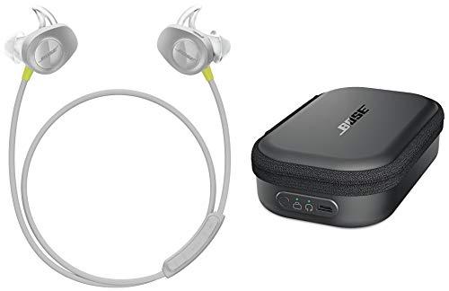 海外輸入ヘッドホン ヘッドフォン イヤホン 海外 輸入 【送料無料】Bose SoundSport Wireless Headphones, Citron + Charging Case海外輸入ヘッドホン ヘッドフォン イヤホン 海外 輸入