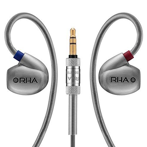 海外輸入ヘッドホン ヘッドフォン イヤホン 海外 輸入 T10 RHA T10 High Fidelity, Noise Isolating In-Ear Headphone海外輸入ヘッドホン ヘッドフォン イヤホン 海外 輸入 T10