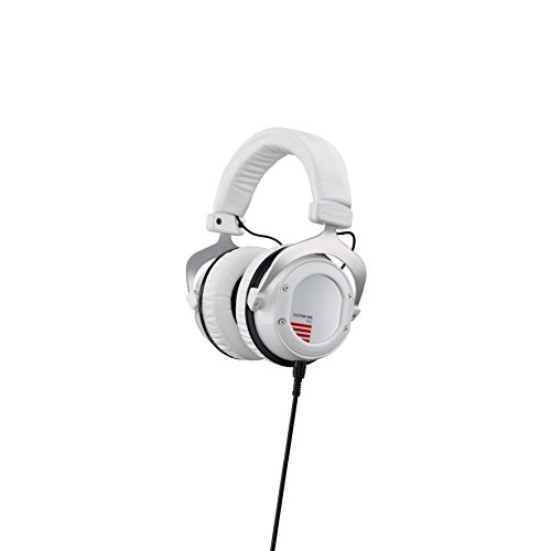海外輸入ヘッドホン ヘッドフォン イヤホン 海外 輸入 709093 beyerdynamic Custom One Pro Plus Headphones with Accessory Kit and Remote Microphone Cable, White海外輸入ヘッドホン ヘッドフォン イヤホン 海外 輸入 709093