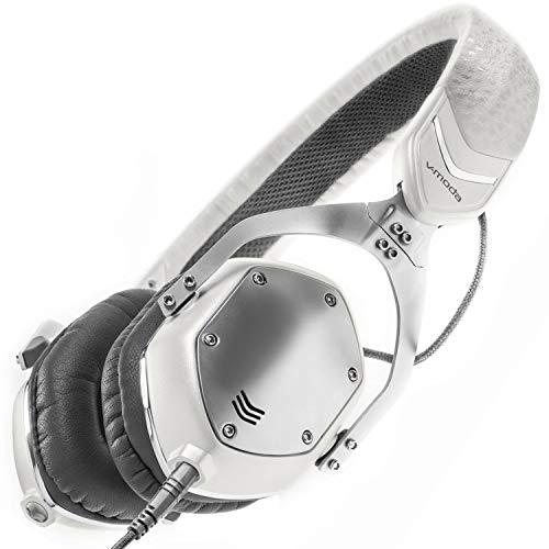 海外輸入ヘッドホン ヘッドフォン イヤホン 海外 輸入 XS-U-WSILVER V-MODA XS On-Ear Folding Design Noise-Isolating Metal Headphone (White Silver)海外輸入ヘッドホン ヘッドフォン イヤホン 海外 輸入 XS-U-WSILVER