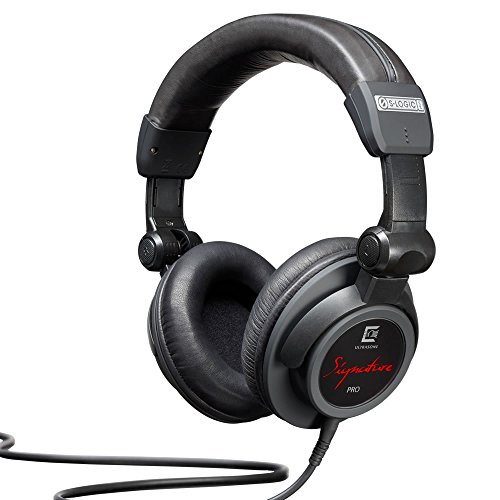 海外輸入ヘッドホン ヘッドフォン イヤホン 海外 輸入 Signature Pro 【送料無料】Ultrasone Signature Pro S-Logic Plus Surround Sound Professional Closed-back Headphones with Hard-Side海外輸入ヘッドホン ヘッドフォン イヤホン 海外 輸入 Signature Pro