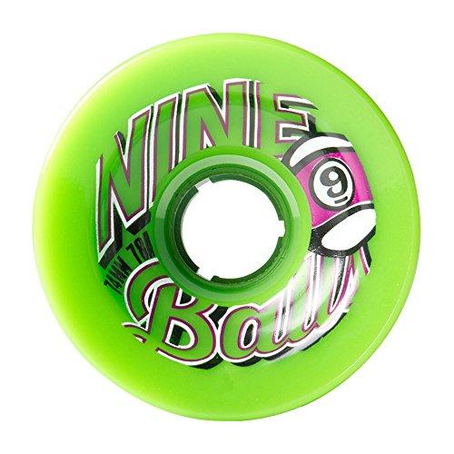 ウィール タイヤ スケボー スケートボード 海外モデル 74TS784-Green Sector 9 Top Shelf Nine Balls Skateboard Wheel, Green, 74mm 78Aウィール タイヤ スケボー スケートボード 海外モデル 74TS784-Green