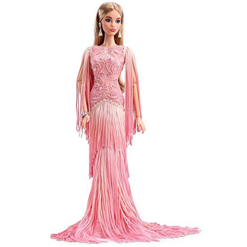 バービー バービー人形 バービーコレクター コレクタブルバービー プラチナレーベル Blush Fringed Gown Barbie Doll -Platinum Labelバービー バービー人形 バービーコレクター コレクタブルバービー プラチナレーベル