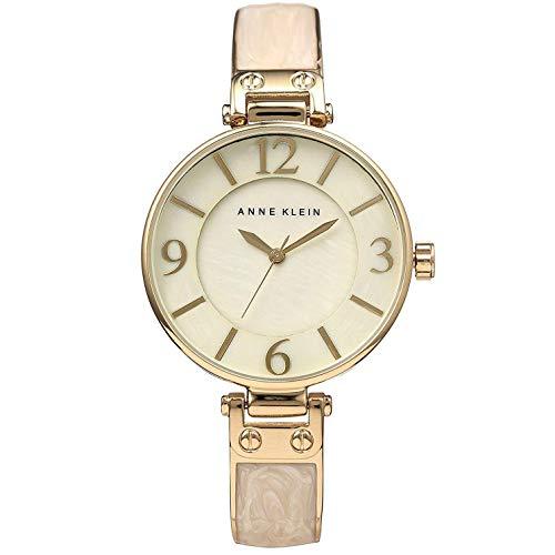 腕時計 アンクライン レディース 【送料無料】Anne Klein Grey Dial Ladies Watch ANK-1980TPRG腕時計 アンクライン レディース