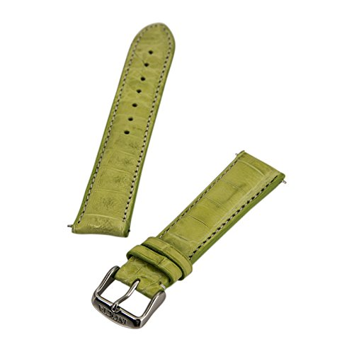 インヴィクタ インビクタ 腕時計 メンズ 4331771522 【送料無料】Invicta Lime Green 20 mm Wide Genuine Crocodile Leather Strapインヴィクタ インビクタ 腕時計 メンズ 4331771522