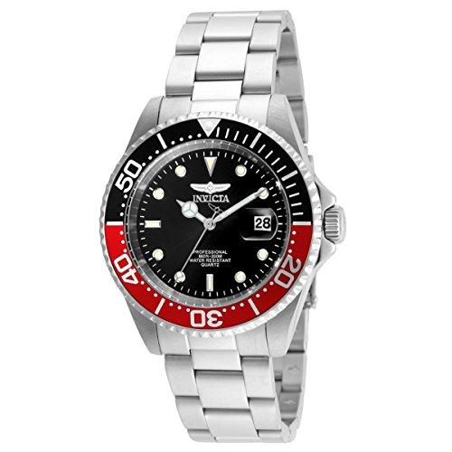 インヴィクタ インビクタ プロダイバー 腕時計 メンズ Invicta 24945 Men's Pro Diver Black Dial Stainless Steel Bracelet Quartz Dive Watchインヴィクタ インビクタ プロダイバー 腕時計 メンズ