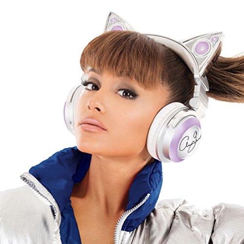 海外輸入ヘッドホン ヘッドフォン イヤホン 海外 輸入 320538 Brookstone Limited Edition Ariana Grande Wireless Bluetooth Cat Ear Headphones海外輸入ヘッドホン ヘッドフォン イヤホン 海外 輸入 320538