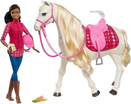 バービー バービー人形 日本未発売 プレイセット アクセサリ FTF10 Barbie DreamHorse & Doll, Black Hairバービー バービー人形 日本未発売 プレイセット アクセサリ FTF10