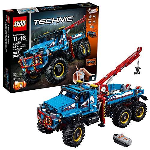 レゴ テクニックシリーズ 6224320 LEGO Technic 6x6 All Terrain Tow Truck 42070 Building Kitレゴ テクニックシリーズ 6224320