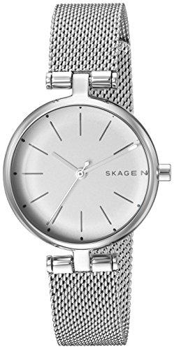 スカーゲン 腕時計 レディース SKW2642 【送料無料】Skagen Women's Signatur Analog-Quartz Watch with Stainless-Steel Strap, Silver, 3 (Model: SKW2642)スカーゲン 腕時計 レディース SKW2642