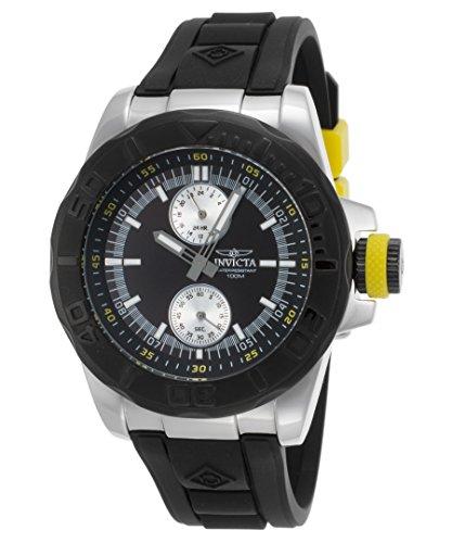 インヴィクタ インビクタ プロダイバー 腕時計 メンズ INVICTA-13995 【送料無料】Invicta 13995 Mens Pro Diver Chronograph Stainless Steel Case Rubber Bracelet Black Dial Black Tone Beインヴィクタ インビクタ プロダイバー 腕時計 メンズ INVICTA-13995