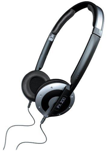 海外輸入ヘッドホン ヘッドフォン イヤホン 海外 輸入 PX200 Sennheiser PX200 Collapsible High-Performance Closed Headphones (Black) (Discontinued by Manufacturer)海外輸入ヘッドホン ヘッドフォン イヤホン 海外 輸入 PX200