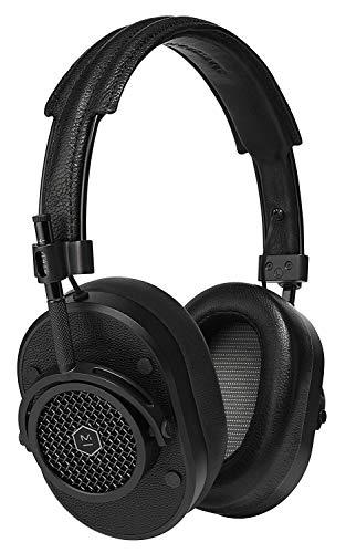 海外 Headphones with 海外 MH40 MH40B1 イヤホン Supe海外輸入ヘッドホン Over-Ear Recording Studio 輸入 輸入 Wire & イヤホン MH40B1 ヘッドフォン Isolating Dynamic with - ヘッドフォン with Mic Noise 【送料無料】Master 海外輸入ヘッドホン Headphones