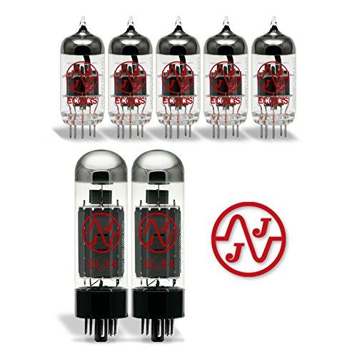 真空管 ギター・ベース アンプ 海外 輸入 EL34/ECC83S JJ Tube Upgrade Kit For Marshall JCM800 2205, 4210, 4212 Amps EL34/ECC83S真空管 ギター・ベース アンプ 海外 輸入 EL34/ECC83S
