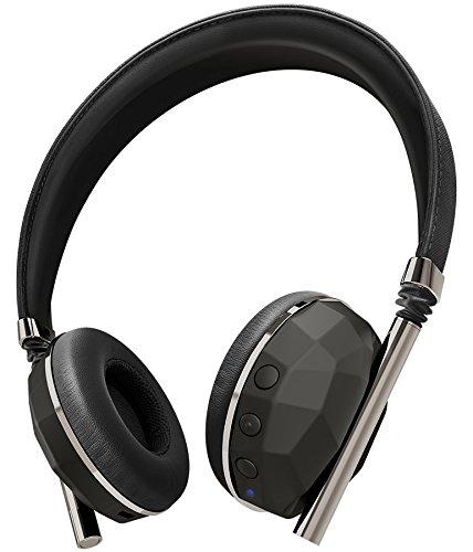 海外輸入ヘッドホン ヘッドフォン イヤホン 海外 輸入 CAE30103 Caeden Linea N°10 Wireless Bluetooth Headphone - Faceted Carbon & Gunmetal海外輸入ヘッドホン ヘッドフォン イヤホン 海外 輸入 CAE30103