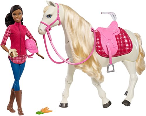 バービー バービー人形 日本未発売 プレイセット アクセサリ FDB40 Barbie DreamHorse & Black Hair Dollバービー バービー人形 日本未発売 プレイセット アクセサリ FDB40
