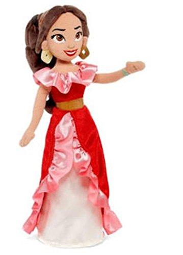 アバローのプリンセス エレナ 日本未発売多数 海外限定 アメリカ限定 ディズニープリンセス 【送料無料】Disney Collection Elena of Avalor Plush Doll ~ 15