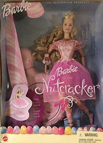 バービー バービー人形 日本未発売 BARBIE in The Nutcracker SUGARPLUM PRINCESS BARBIE DOLL w DANCE STAND (2001) by Barbieバービー バービー人形 日本未発売