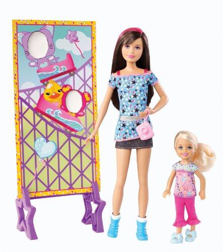 バービー バービー人形 チェルシー スキッパー ステイシー X9069 Barbie Sisters Fun Photos Chelsea and Skipper Dollバービー バービー人形 チェルシー スキッパー ステイシー X9069
