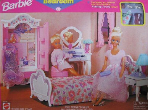 最新の激安 バービー バービー人形 日本未発売 プレイセット プレイセット アクセサリ 67552-92 Barbie 日本未発売 Bedroom Bedroom Playset - Folding Pretty House (1997 Arcotoys, Mattel)バービー バービー人形 日本未発売 プレイセット アクセサリ 67552-92, 三宅村:dee2ec07 --- canoncity.azurewebsites.net