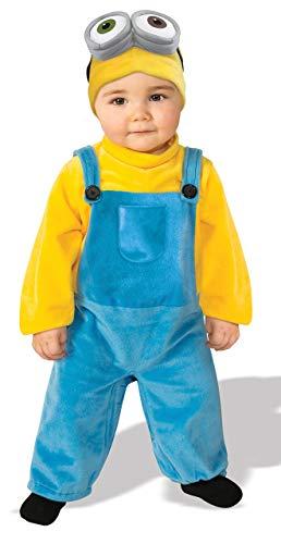 コスプレ衣装 コスチューム ミニオンズ 510050 Rubie's Baby Boys' Minions Bob Romper Costume, Yellow, 3-4 Years X-Smallコスプレ衣装 コスチューム ミニオンズ 510050