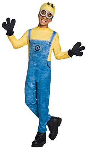 コスプレ衣装 コスチューム ミニオンズ 630724_S Rubie's Costume Despicable Me 3 Child's Dave Minion Costume, Multicolor, Smallコスプレ衣装 コスチューム ミニオンズ 630724_S