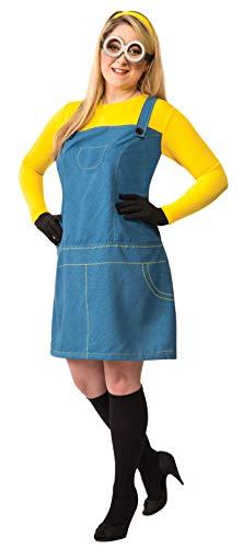 コスプレ衣装 コスチューム ミニオンズ 870003 Rubie's Women's Despicable Me 2 Female Minion Costume, Multicolor, Plusコスプレ衣装 コスチューム ミニオンズ 870003