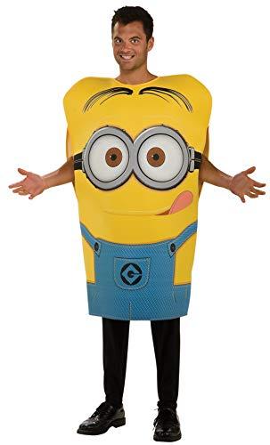 コスプレ衣装 コスチューム ミニオンズ 887338STD 【送料無料】Rubie's Despicable Me 2 Foam Tunic Carl Dave, Blue/Yellow, Standard Costumeコスプレ衣装 コスチューム ミニオンズ 887338STD