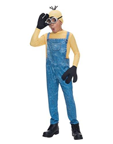 コスプレ衣装 コスチューム ミニオンズ 【送料無料】Rubies Costumes Boys Minion Kevin Costume - Smallコスプレ衣装 コスチューム ミニオンズ