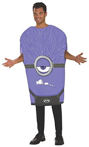 コスプレ衣装 コスチューム ミニオンズ 16630 【送料無料】Rubie's Men's Despicable Me 2 Adult Purple Minion, Multicolor, Standardコスプレ衣装 コスチューム ミニオンズ 16630