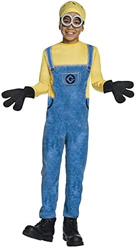 コスプレ衣装 コスチューム ミニオンズ 630725_S Rubie's Costume Despicable Me 3 Child's Jerry Minion Costume, Multicolor, Smallコスプレ衣装 コスチューム ミニオンズ 630725_S