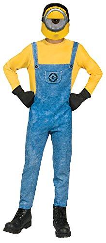コスプレ衣装 コスチューム ミニオンズ 630726_L Rubie's Costume Despicable Me 3 Child's Mel Minion Costume, Multicolor, Largeコスプレ衣装 コスチューム ミニオンズ 630726_L