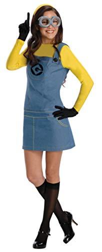 コスプレ衣装 コスチューム ミニオンズ 887200S Rubie's Women's Despicable Me 2 Minion Costume with Accessories, Multicolor, Smallコスプレ衣装 コスチューム ミニオンズ 887200S