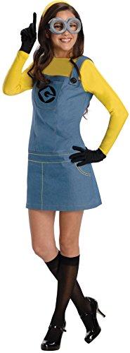コスプレ衣装 コスチューム ミニオンズ Rubie's Women's Female Minion Costume - XLコスプレ衣装 コスチューム ミニオンズ