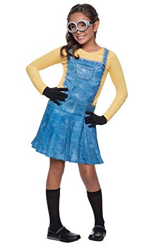 コスプレ衣装 コスチューム ミニオンズ 610786_M Rubie's Costume Minions Female Child Costume, Mediumコスプレ衣装 コスチューム ミニオンズ 610786_M
