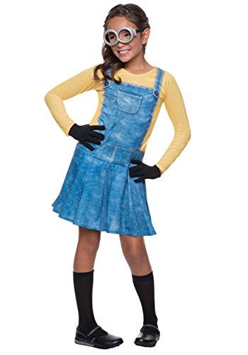 コスプレ衣装 コスチューム ミニオンズ Child Female Minion Costume X-Largeコスプレ衣装 コスチューム ミニオンズ