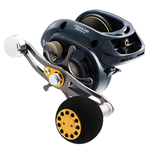 激安正規  リール Daiwa Daiwa ダイワ 釣り道具 Max フィッシング LEXA-HD300XS-P Daiwa LEXA-HD300XS-P Lexa 釣り道具 Type-HD Baitcasting Reel, 300 Hyper Speed, 8.1: Gear Ratio, 6CRBB, 1RB Bearings. 22 Max Drag, RHリール Daiwa ダイワ 釣り道具 フィッシング LEXA-HD300XS-P, レインボー商事:3979ac2e --- canoncity.azurewebsites.net