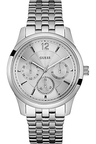 ゲス GUESS 腕時計 メンズ W0474G3 【送料無料】GUESS W0474G3,Men's Multifunction Dial,Stainless Steel case & Bracelet,50m WRゲス GUESS 腕時計 メンズ W0474G3