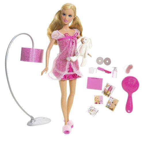 バービー バービー人形 日本未発売 N6184 【送料無料】Barbie Pajama Dollバービー バービー人形 日本未発売 N6184