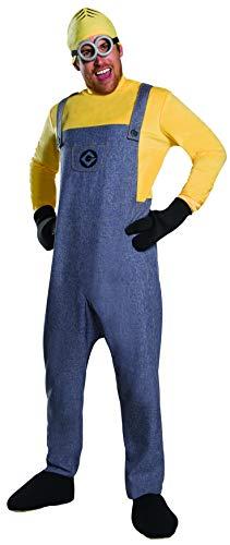 コスプレ衣装 コスチューム ミニオンズ 820583 【送料無料】Rubie's Men's Despicable Me 3 Deluxe Minion Dave Costume, As Shown, Extra-Largeコスプレ衣装 コスチューム ミニオンズ 820583