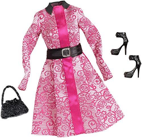 バービー バービー人形 着せ替え 衣装 ドレス CFX96 Barbie Complete Look Fashion Pack #4バービー バービー人形 着せ替え 衣装 ドレス CFX96