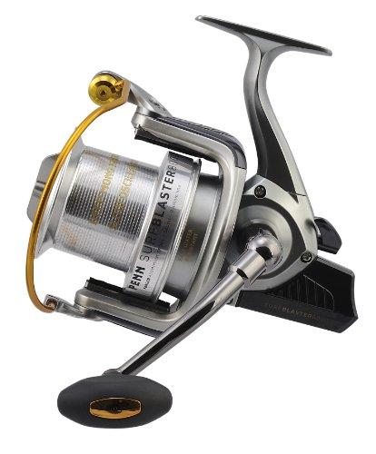 リール ペン Penn 釣り道具 フィッシング 7000 Penn Surfblaster 7000 Spinning Reel-30lb - Silverリール ペン Penn 釣り道具 フィッシング 7000
