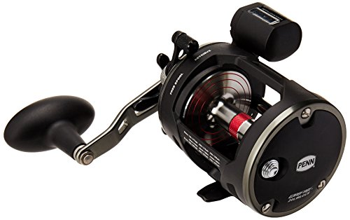 リール ペン Penn 釣り道具 フィッシング WAR30LWLCLH WARFARE 30 LW LC LH REEL BX Penn 3.9:1 Gear Ratio 27