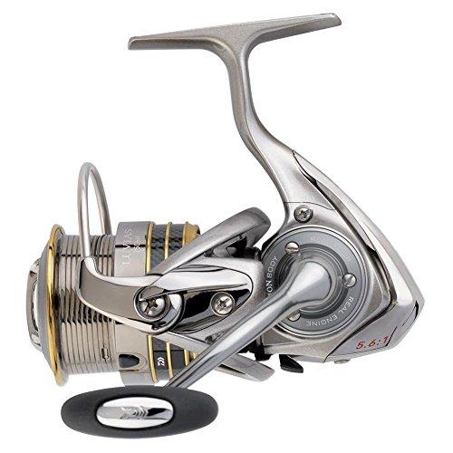 リール Daiwa ダイワ 釣り道具 フィッシング Daiwa Luvias 2510PE-H Left/Right Handed 5.6:1 Spinning Fishing Reelリール Daiwa ダイワ 釣り道具 フィッシング