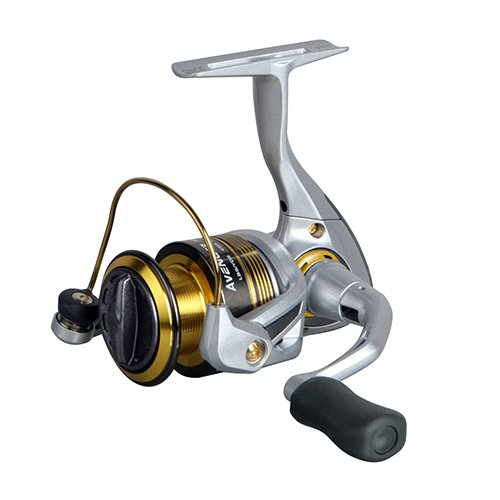 リール Okuma オクマ 釣り道具 フィッシング AV-55B-CL Okuma Avenger B Series Reel, 4.5:1 Gear Ratio, 6BB + 1RB Bearings, 18 lb Max Drag, 30