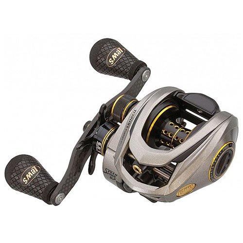 リール Lew's Fishing Lews Fishing 釣り道具 フィッシング TLCP1H Lew's Fishing TLCP1H Fishing, Custom Pro Speed Spool ACB Casting Reel, 6.8: 1 Gear Ratio, 11 Bearings, 27