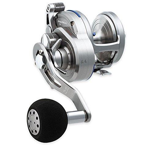 リール Daiwa ダイワ 釣り道具 フィッシング SASD10H Daiwa SASD10H Saltiga Star Test Seaborg Megatwin 2SPD Power Assist Fishing Reel, 12-20 lb, Silverリール Daiwa ダイワ 釣り道具 フィッシング SASD10H
