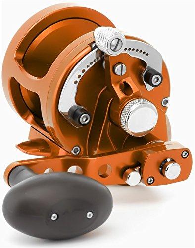 リール AVET 釣り道具 フィッシング Avet MXJ6/4 Orange Raptor Series Lever Drag Reelリール AVET 釣り道具 フィッシング
