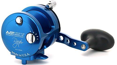 リール AVET 釣り道具 フィッシング Avet MXJ 6/4 MC Raptor Reels - Right-Handed - Blueリール AVET 釣り道具 フィッシング